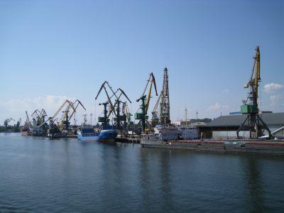 Charakterisierung der Seehäfen Großbritanniens - Hafen in England
