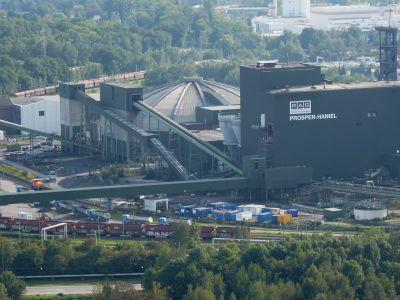 Das Ruhrgebiet und die Entwicklung der Emscher Zone