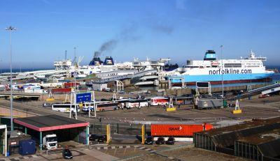 Informationen zum Seeverkehr und Fährverkehr Großbritanniens - britische Fähren und Seefahrt