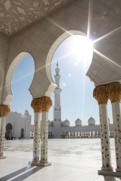 Islamisch-orientalischen Stadt