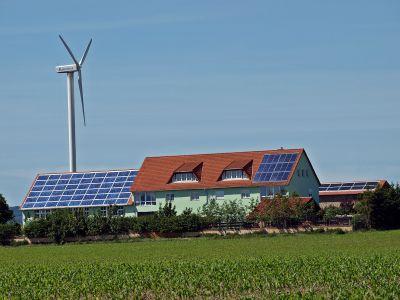Alternative und Erneuerbare Energien im ländlichen Raum