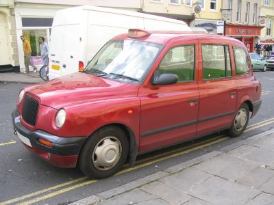 Automobilindustrie in Großbritannien bzw. England