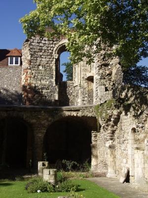 Das römische Canterbury