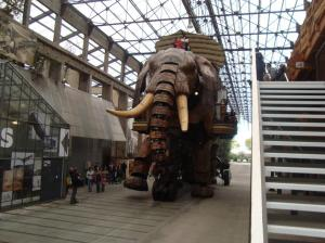 Les Machines de l'Île in Nantes