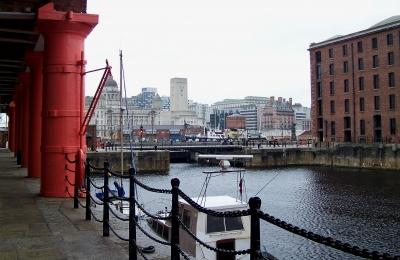 Liverpool Hafen - Erneuerung innerstädtischer Hafengebiete
