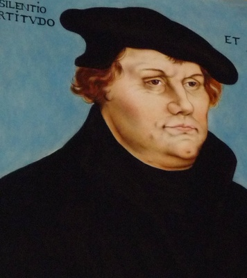 Martin Luther Theologie und Theodizee