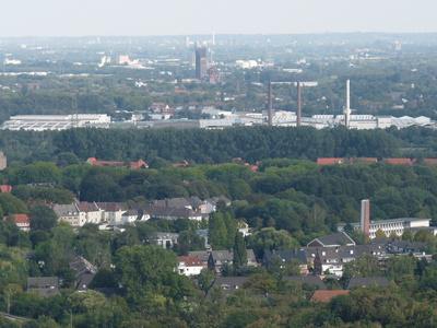 Ruhrgebiet - Metropolregion Rhein- Ruhr