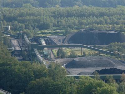Steinkohleabbau im Ruhrgebiet