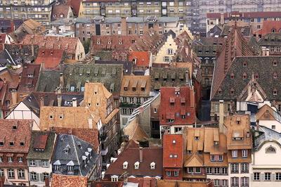 Straßburg - Geschichte