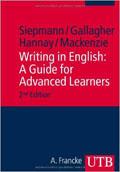 Englisch schreiben für Fortgeschrittene