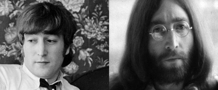 John Lennon Vergleich
