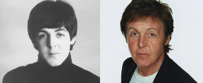 Paul Mccartney Biographie Lebenslauf